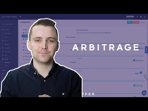 Arbitrage – Crypthohopper