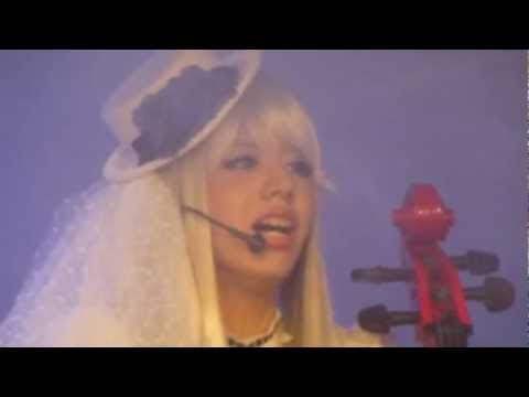 "KANON WAKESHIMA: ""KAJITSU NO KEIKOKU"" LIVE IN LONDON (HYPER JAPAN 2011)"