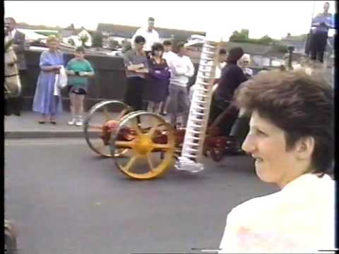 Athlone, Ireland - Tercentenary Celebrations 1991