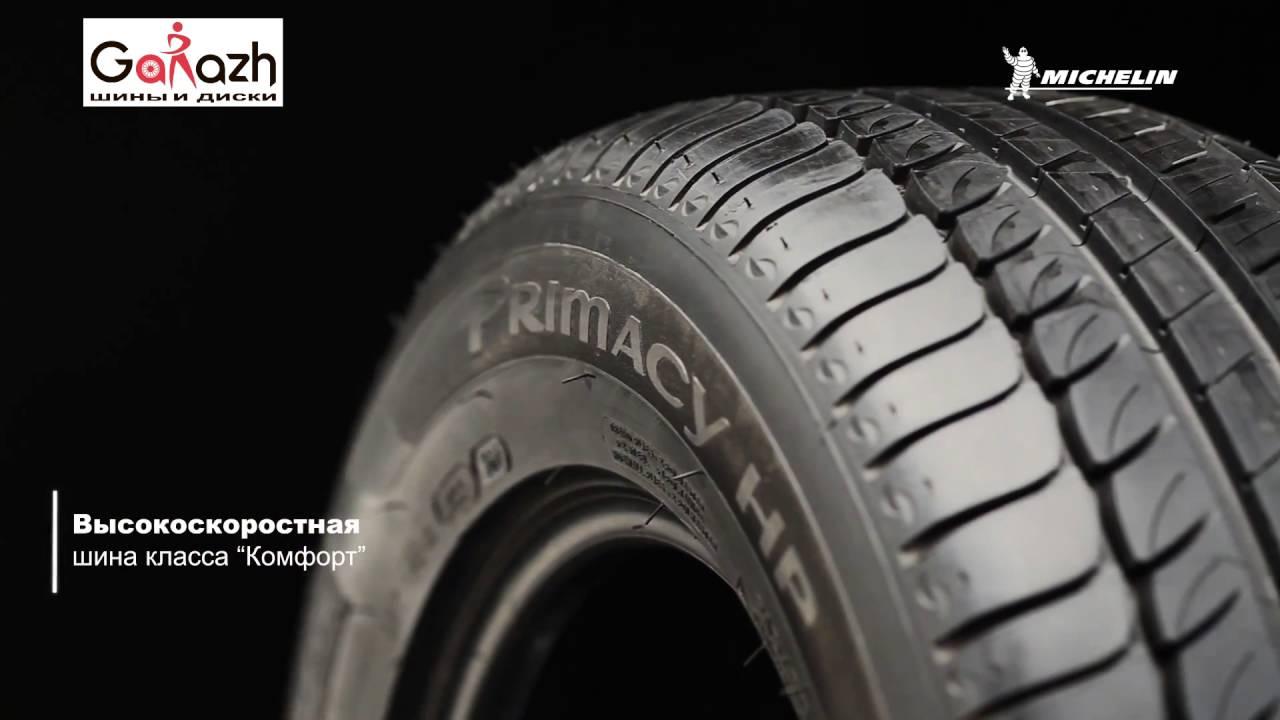 Видеообзор летней шины Michelin Primacy HP от Express-Шины - YouTube
