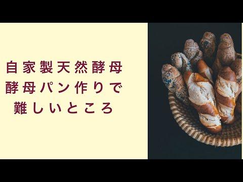 【自家製天然酵母】酵母パン作りで一番難しいところって何? フルーツ酵母 自家製天然酵母 パン教室 教室開業 大阪 奈良 東京 福岡 名古屋