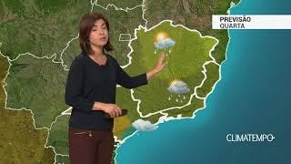 Previsão Sudeste – Chuva forte continua em MG e RJ
