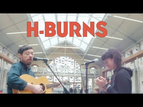 H-Burns Feat. Kate Stables  - Session 10 ans Médiapart