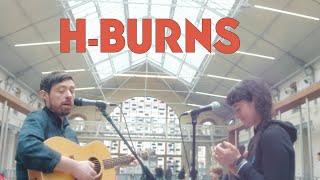 H-Burns Feat. Kate Stables  - Session 10 ans Médiapart