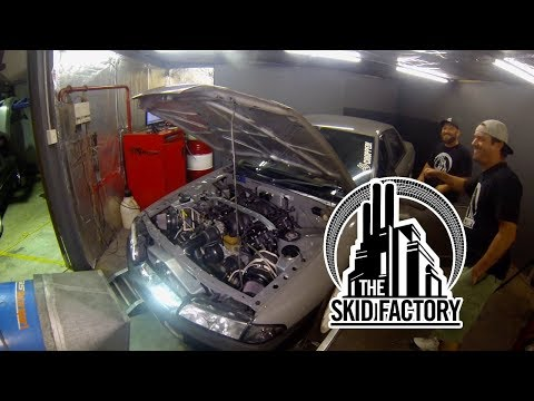 THE SKID FACTORY - Turbo LS1 R32 Skyline [EP9]