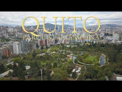 QUITO ECUADOR 2018, PART 3, Walking in Quito, PARQUE LA CAROLINA