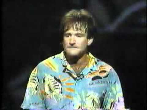 Robin Williams - Live at the Met