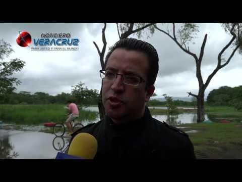 Inundación Tres Zapotes, mpio de Santiago Tuxtla