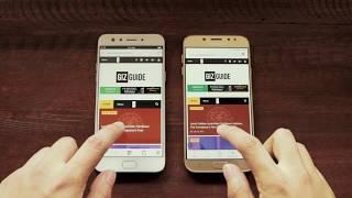 OPPO F3 vs Samsung Galaxy J7 Pro - Midrange Comparison