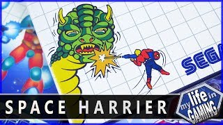 Space Harrier Series - Arcade Gaming Perfection (w/Game Sack) / MY LIFE IN GAMING