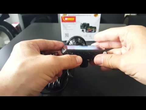 Видеорегистратор RS DVR-230F. Обзор регистратора на две камеры.
