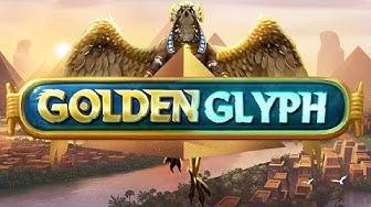 GOLDEN GLYPH (QUICKSPIN) ONLINE SLOT