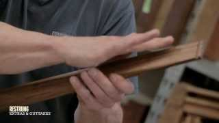 How to Build a Bass Guitar - Step #11 - The Fretboard