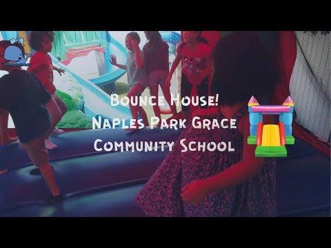 Grace Community School of Naples Park Bounce House June 2019