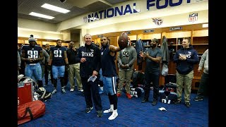 Inside Access: Coach Mularkey's Victory Speech