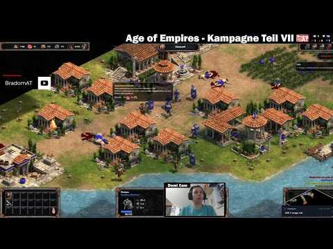 Age of Empires: Definitive Edition Kampagne Teil VII - Alexander der Große
