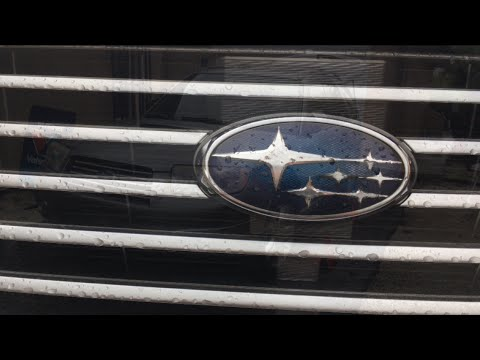 DBZ Subaru Forester XT 2.5 Brake Upgrade