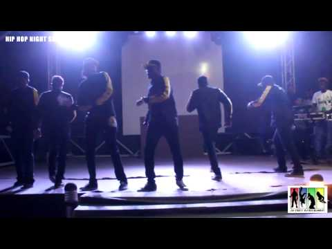 Evolution Crew - Hip Hop Night Sudan 2015