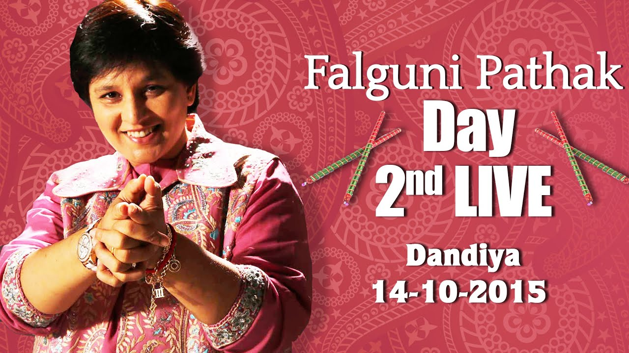Falguni pathak new song dandiya