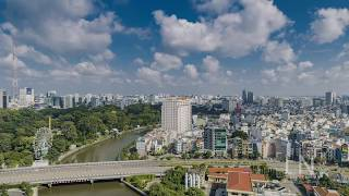 Ho Chi Minh City ( Sai Gon ) - Vinhome Golden River View | A Short Time Lapse Film
