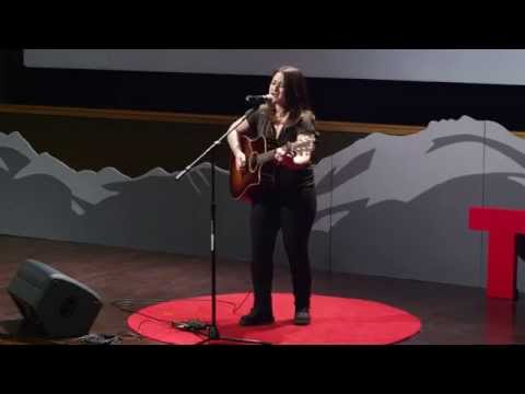 LGBT issues of faith – musical performance and talk | Jennifer Knapp | TEDxUniversityofNevada