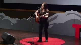 LGBT issues of faith – musical performance and talk   Jennifer Knapp   TEDxUniversityofNevada