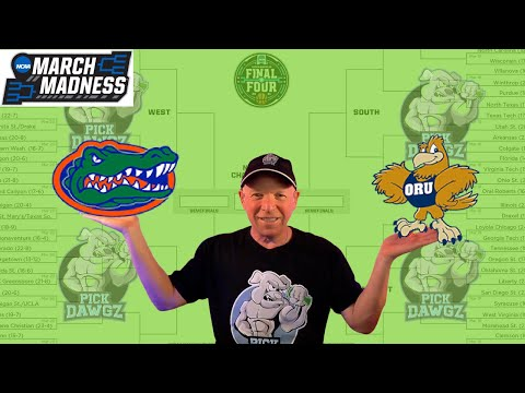 Florida vs Oral Roberts 3/21/21 Free College Basketball Pick and Prediction NCAA Tournament