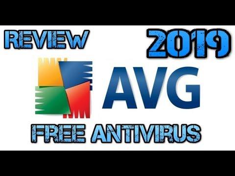 AVG ANTIVIRUS FREE 2019 REVIEW AND TUTORIAL