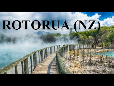 New Zealand-Rotorua-Beautiful Rotorua   Part 4