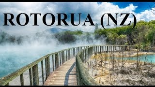New Zealand-Rotorua-Beautiful Rotorua   Part 4
