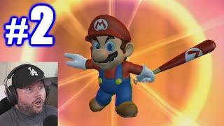 MARIO HITS A WALK-OFF! | Mario Super Sluggers | Challenge Mode #2