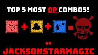 TOP 5 MOST OP COMBOS! #4 | Roblox Elementare Schlachtfelder