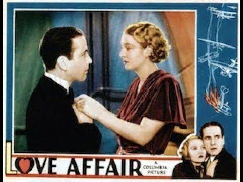 *Love Affair*  Humphrey Bogart, Dorothy Mackaill 1932