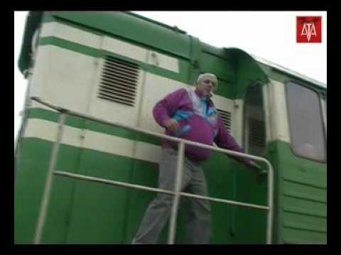 Train security in Albania