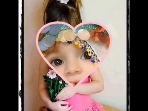 Jinko Hai Betiyaan👯👯 Cute Girl Child WhatsApp Status