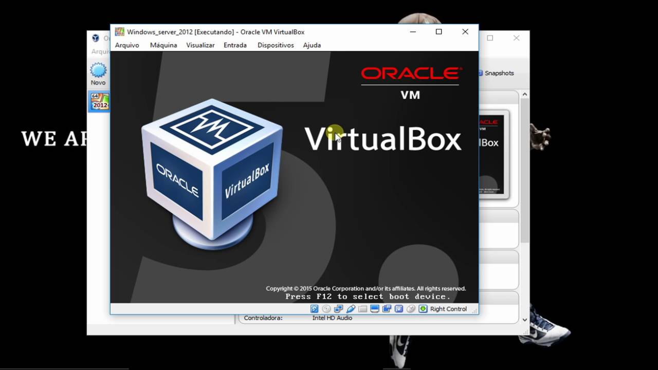Instalar Windows server 2012 R2 VirtualBox - YouTube