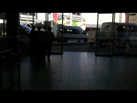 "Terminal ""A"" International Arrival-Tambo International Airport, Johannesburg, South Africa"