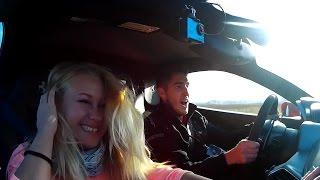 Jazda Ferrari F430 Cabrio jako pasażer – Tor Kamień Śląski video