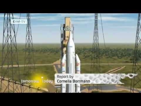 Kourou - New launch for the European Spaceport | Tomorrow Today