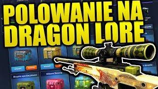 POLOWANIE NA DRAGON LORE! - CS:GO OPENING