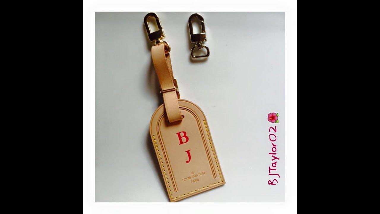 969c950d869b Louis Vuitton Strap Options by Mautto - YouTube