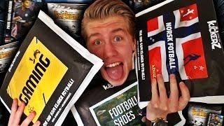 ÅPNER TRE KICKERZPAKKER I EN VIDEO!! EKSTREMT MANGE DIAMONDKORT!! (Kickerzkongen)