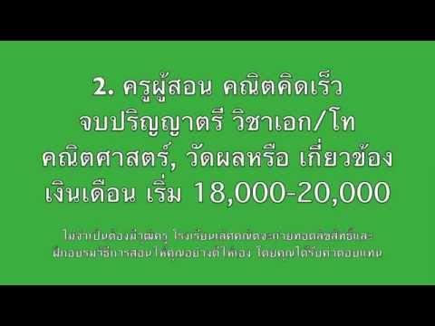 ข่าว รับสมัครงาน จังหวัดสงขลา นครศรีฯ พัทลุง   เลิศคณิต สมาร์ทเซ็นเตอร์ ประเทศไทย