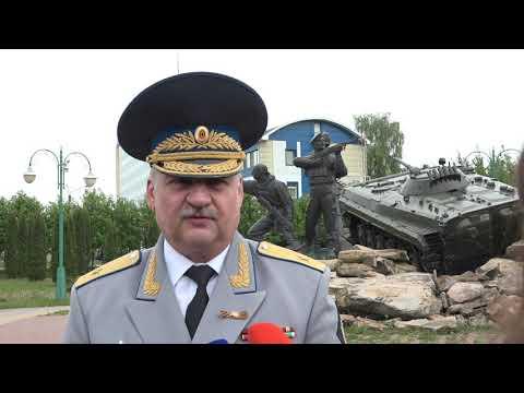 В Орловской области отмечают День пограничника