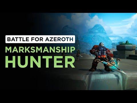 Vulnerability Window is GONE!! Marksmanship Hunter | WoW: Battle for Azeroth - Beta [2nd Pass]