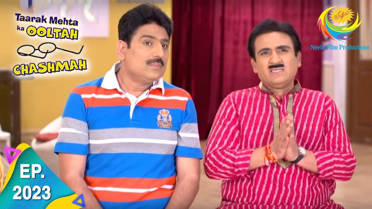 Download Taarak Mehta Ka Ooltah Chashmah - Episode 2023 - Full Episode