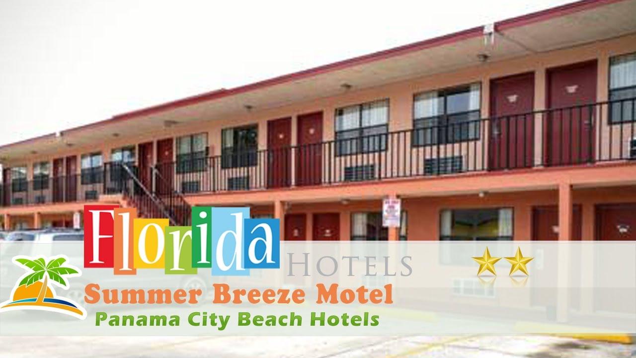 Summer Breeze Motel Panama City Beach Hotels Florida You