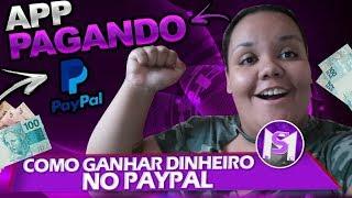 NOVO APP PAGANDO! Como ganhar DINHEIRO no paypal JOGANDO GAMES
