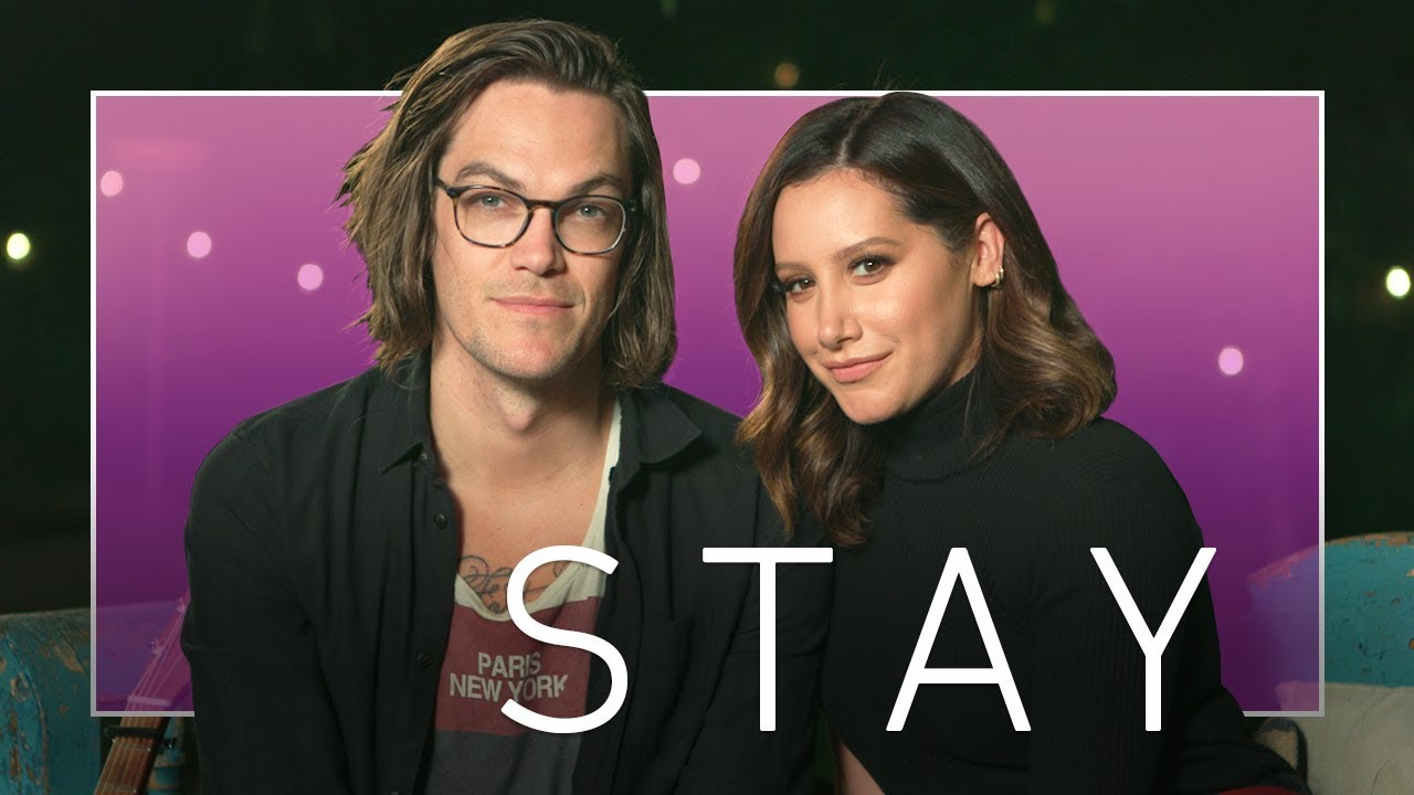 Stay by Zedd & Alessia Cara | Music Sessions | Ashley Tisdale