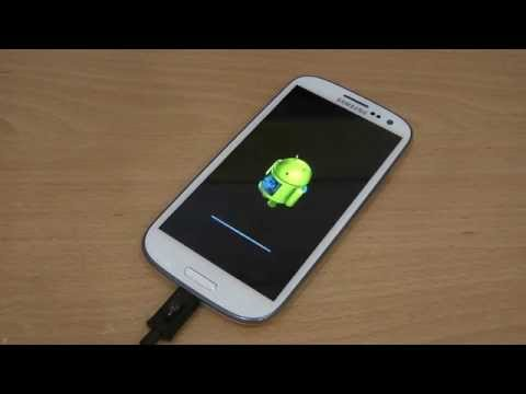 How to install firmware on Samsung Galaxy S3